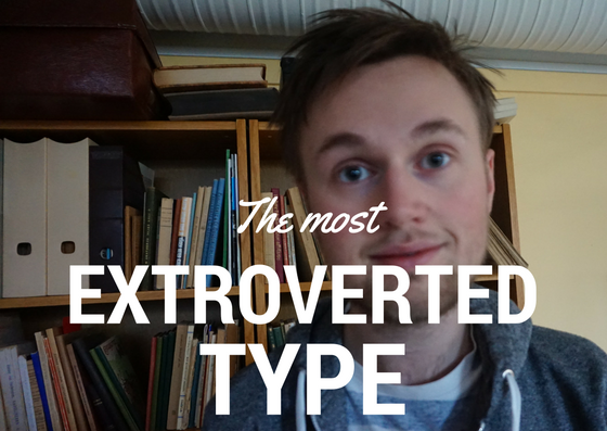 Which Type Is The Most Extroverted?