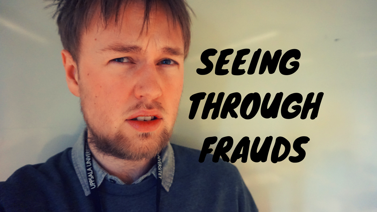 Recognizing frauds in the MBTI