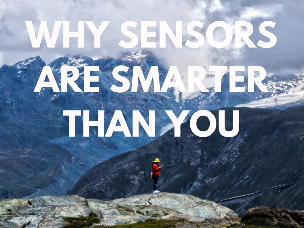 Are sensors animal like?