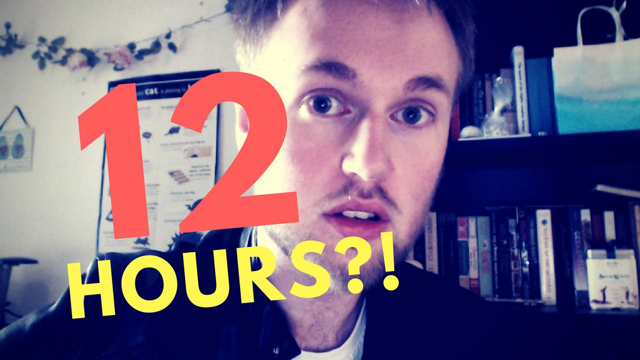 12 hour livestream
