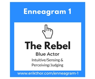 Enneagram 1 - The Reformer » Erik Thor