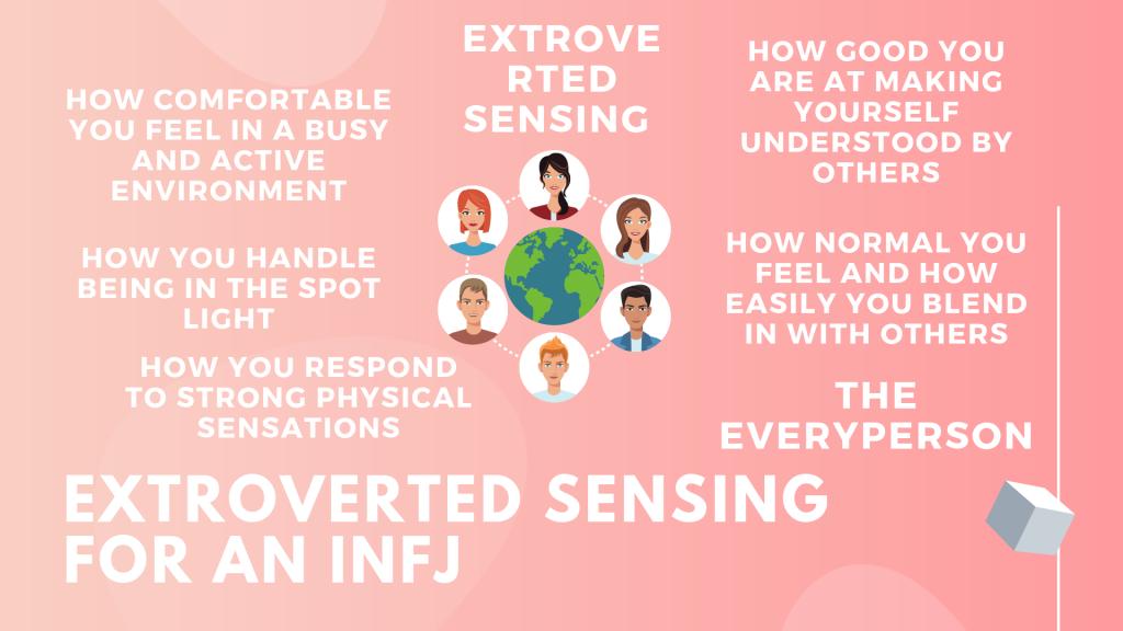 My Eleven INFJ Struggles With Extroverted Sensing » Erik Thor