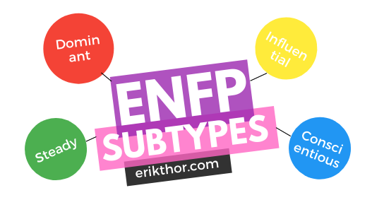 The Four ENFP Subtypes