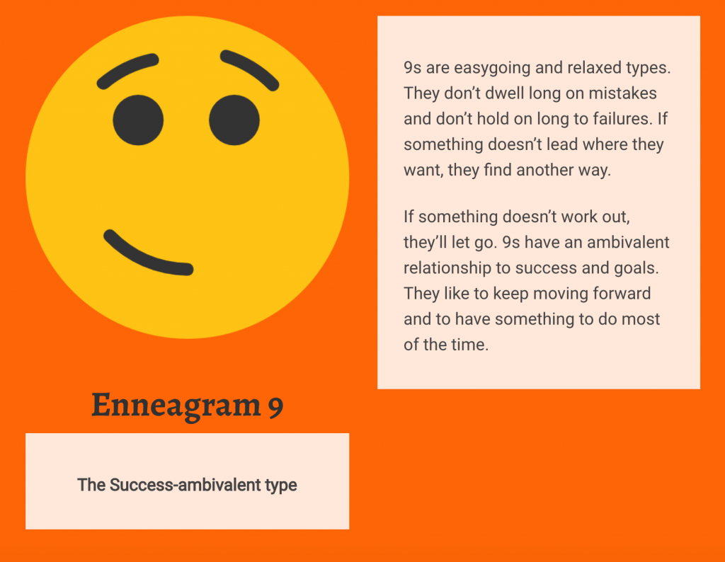 Enneagram 9 Personality Test