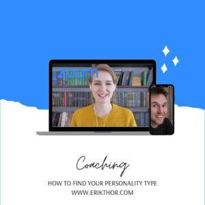 Coaching, find your personality type,