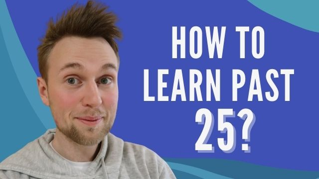 SuperLearners: How To Learn Past 25
