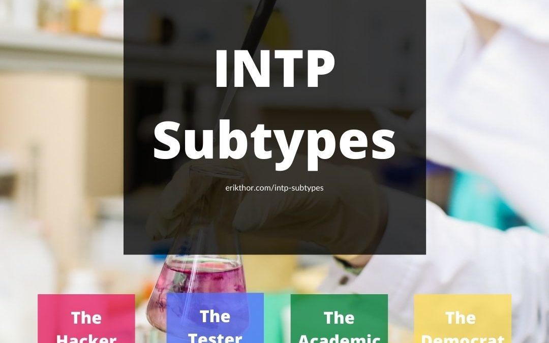 INTP Subtypes, INTP-Ti, INTP-Fe, INTP-Ne, INTP-Si, INTP Introverted Thinking, INTP Extroverted iNtuition, INTP Introverted Sensing, INTP Extroverted Feeling