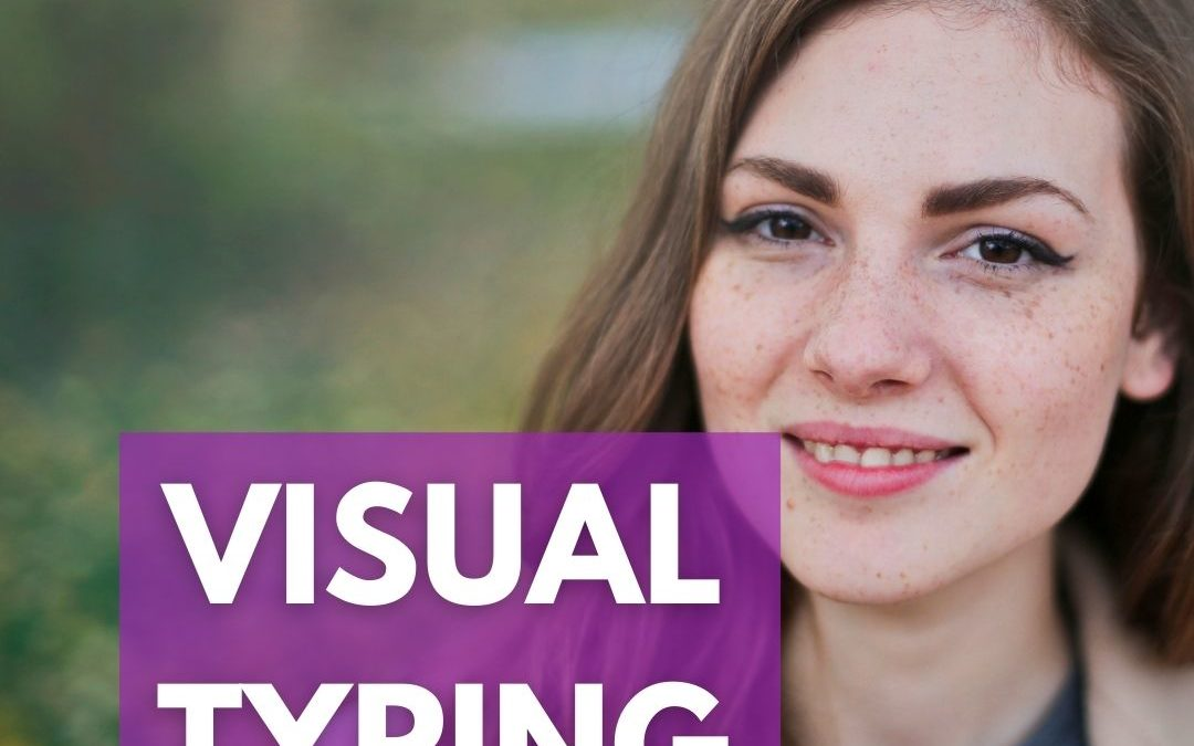 Visual Typing