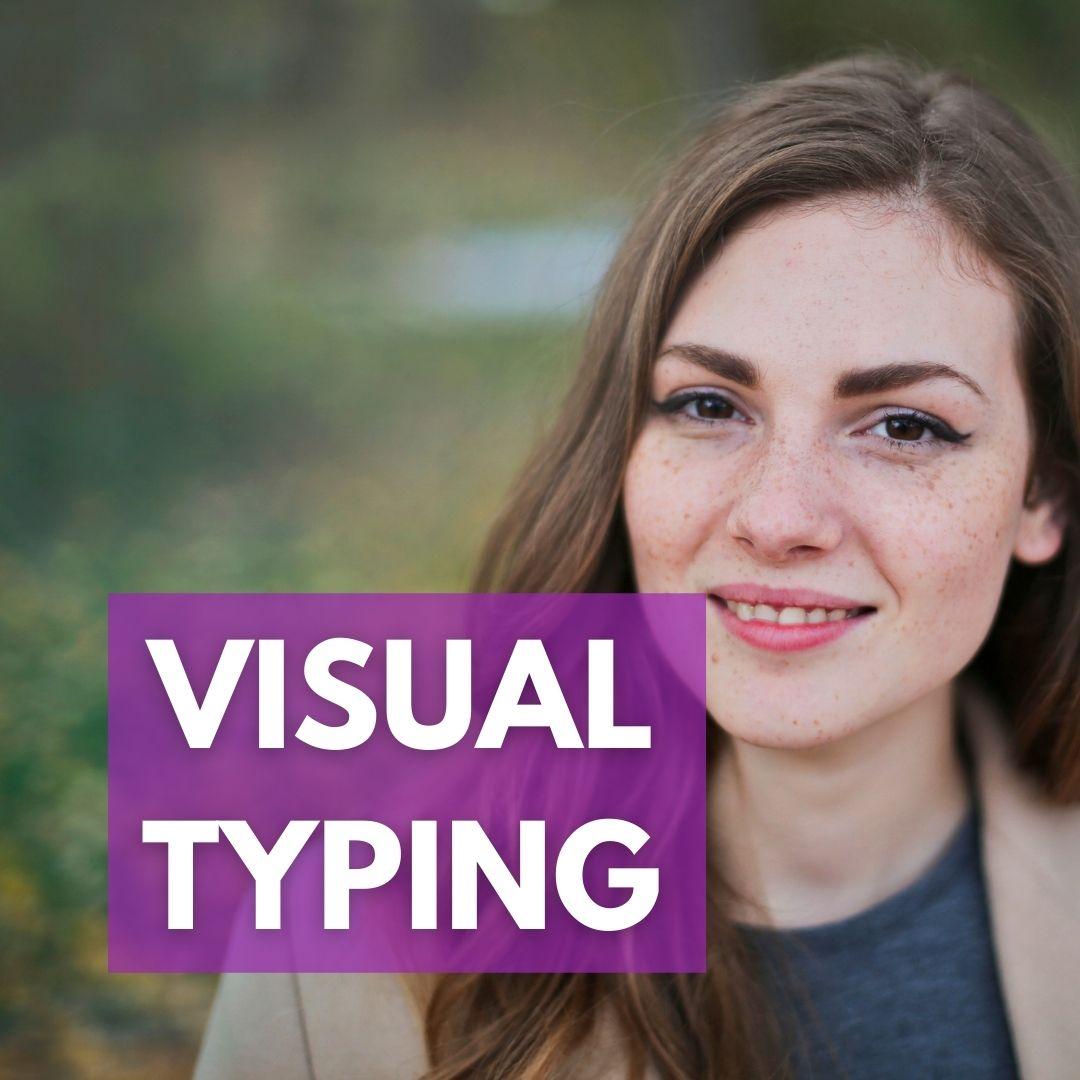 Visual Typing