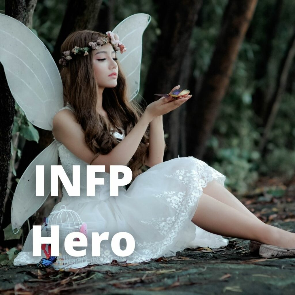 The INFP Hero vs INFP Victim, The INFP Growth Journey and Good INFP