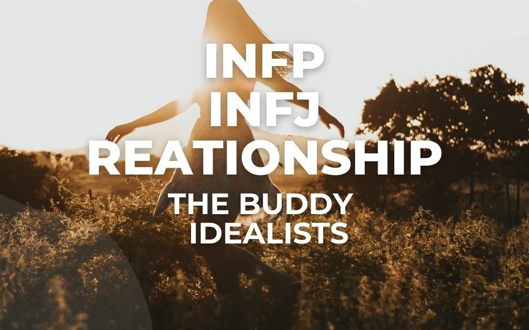 "INFJ-INFP Relationship ""The Buddy Idealists"""